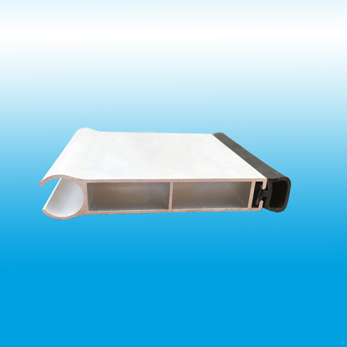 China Clearview See Through Polycarbonate Rolling Shutter